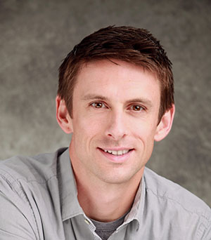 Head shot of Dr. Brandon Campbell