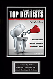 Top Dentists award icon